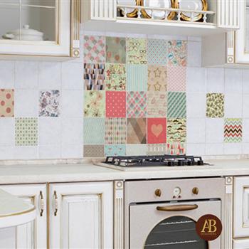 Aprenda como usar papel de parede e adesivos na decoração