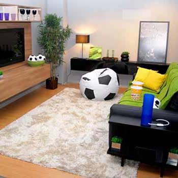 Prepare a casa para receber os amigos durantes os jogos da Copa do Mundo