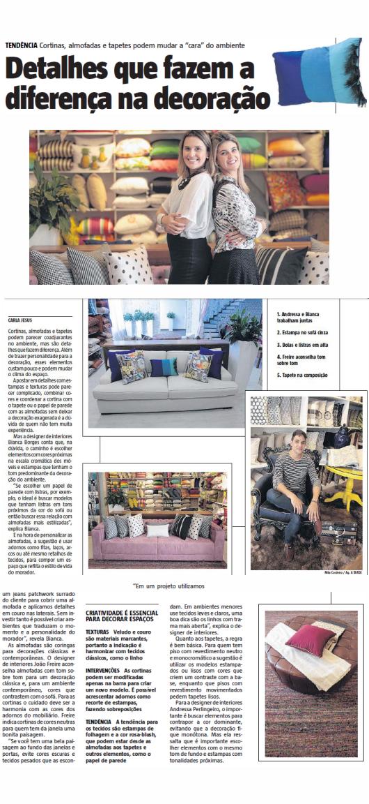 Jornal A Tarde - Caderno Imobiliário