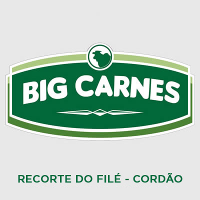RECORTE DO FILÉ - CORDÃO