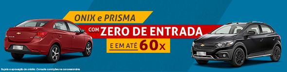ONIX E PRISMA COM ZERO DE ENTRADA