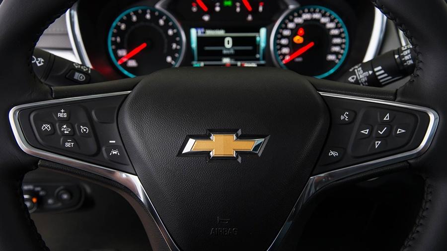 Volante do Chevrolet Equinox
