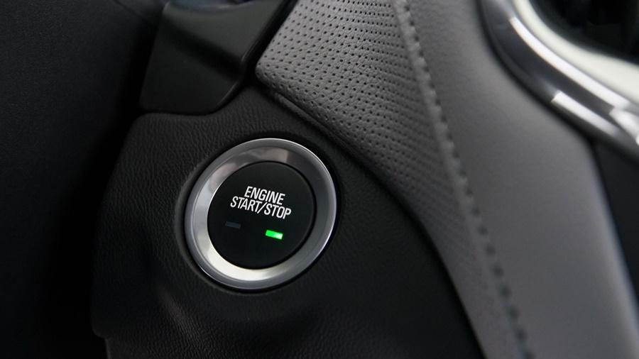 Partida sem chave com o botão Start/Stop