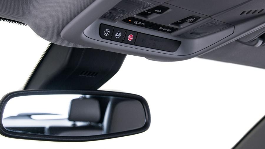 O Chevrolet Equinox vem equipado com a exclusiva tecnologia OnStar