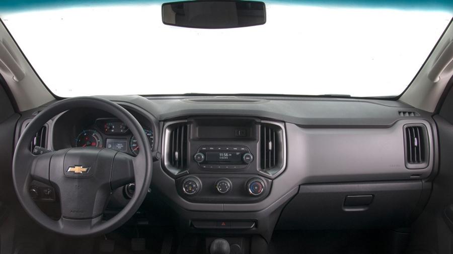 A nova Chevrolet S10 Cabine Simples vai conquistar você