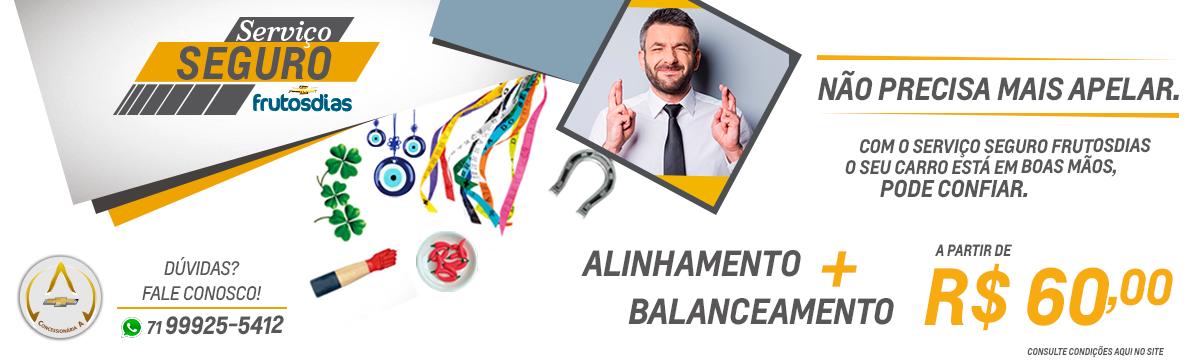Alinhamento + Balanceamento