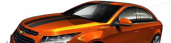 Chevrolet mostrar� cinco carros-conceito no SEMA