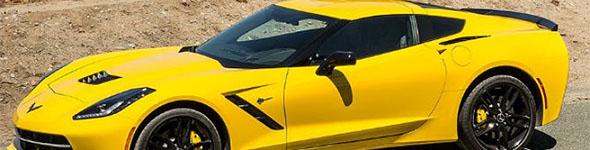 Corvette Stingray estar� no Sal�o de SP