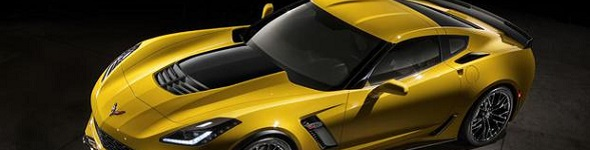 Chevrolet inicia entregas do Corvette 2015