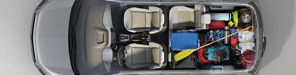 Chevrolet Spin 2016 estreia acabamento e c�mbio autom�tico atualizados