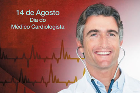 Dia do Cardiologista.