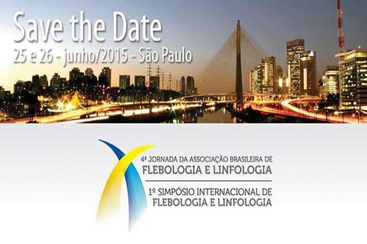 4ª Jornada da Associação Brasileira de Flebologia e Linfologia e 1º Simpósio Internacional de Flebologia e Linfologia