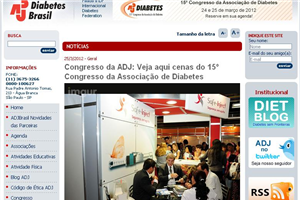 Hemocat apresenta Caneta SAFE-INJECT no 15º Congresso da ADJ - Associação de Diabetes Juvenil