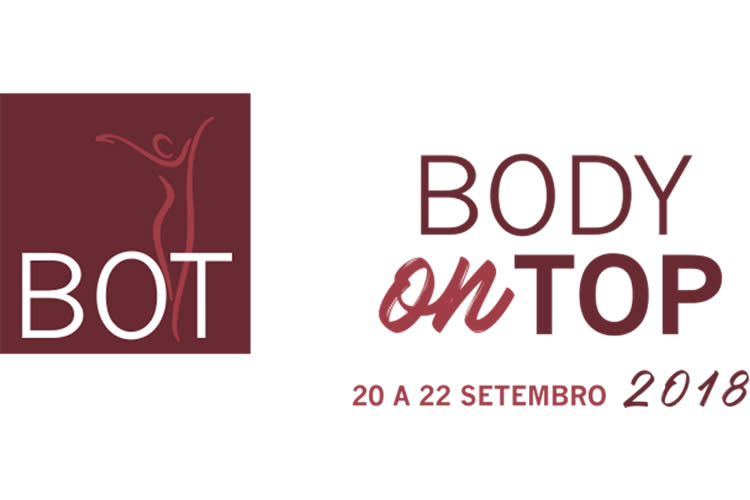 Body On Top - BOT - 20 a 22 de Setembro de 2018