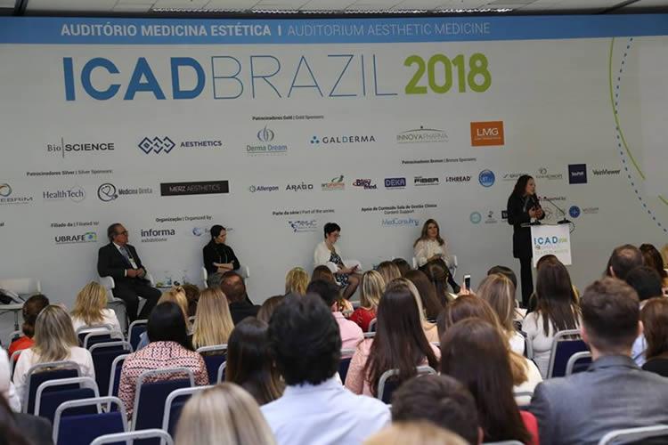 ICAD BRAZIL - 23 a 25 de Agosto de 2018