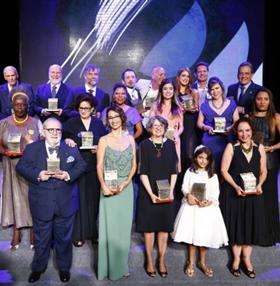 Holográfica recebe Prêmio Faz Diferença na categoria Desenvolvimento do Rio
