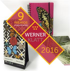 Hologr�fica conquista 9 pr�mios no Werner Klatt de excel�ncia gr�fica 2016!