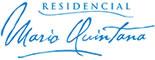 Logotipo Residencial Mario Quintana