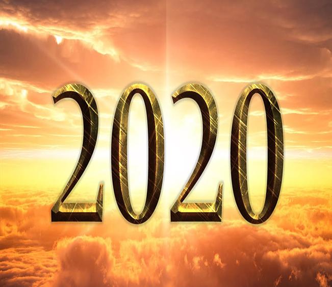 Mensagem de esperança para 2020