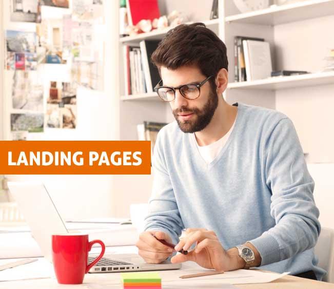Landing Pages podem dar retorno em curto prazo para empresas