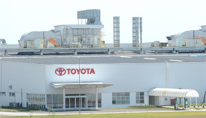 Fábrica Toyota Sorocaba 3