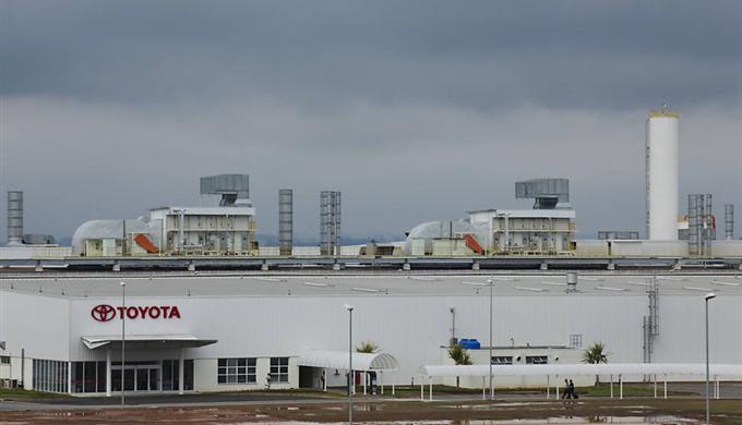 Fábrica Toyota Sorocaba 4