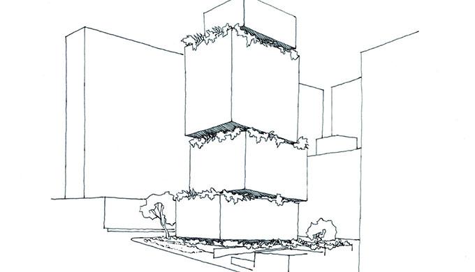 Alameda Santos Tower 4