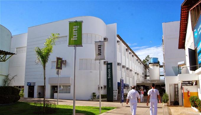 Campus CPA - UNIC / UNOPAR Cuiabá 4