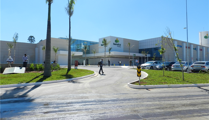 SerraSul Shopping 1