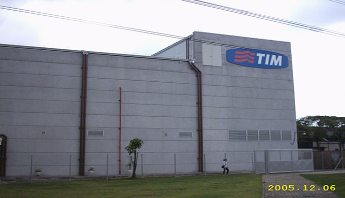 Datacenter e Call center TIM 1