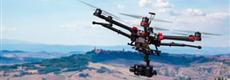 Drones são aliados também na construção civil
