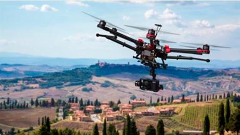 Drones são aliados também na construção civil 1