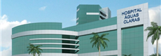 Uso do BIM no Hospital Águas Claras