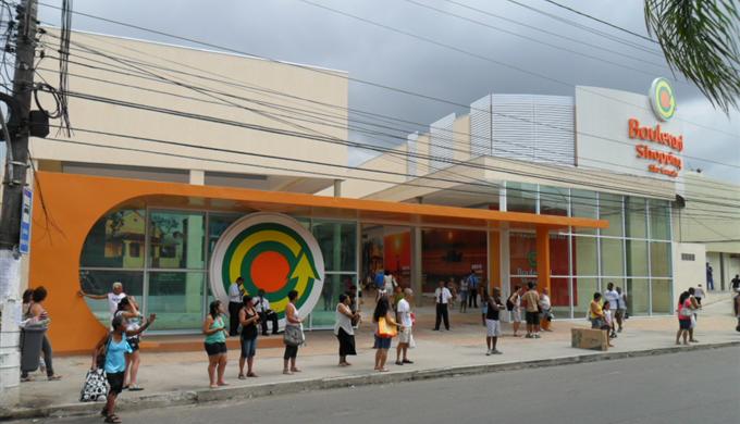 Shopping Boulevard São Gonçalo 1