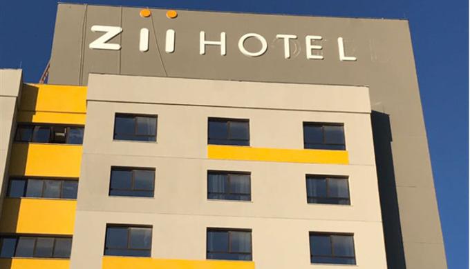 Zii Hotéis - Bahia 1