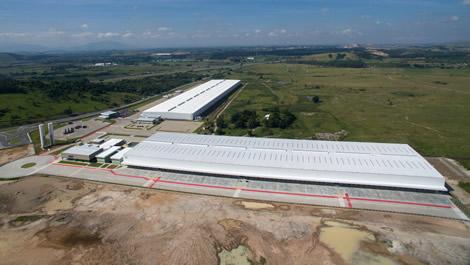 Complexo logístico Golgi leva infraestrutura à região de Seropédica 2
