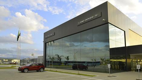 Primeira planta própria da Jaguar Land Rover é gerenciada pela PLANSERVICE 1