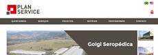 Novo site PLANSERVICE traz maior detalhamento dos serviços e geolocalização dos projetos