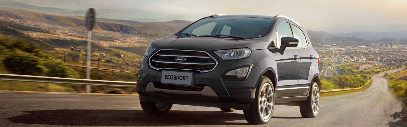 EcoSport Titanium Plus