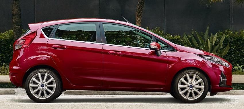 Exterior - New Fiesta Hatch