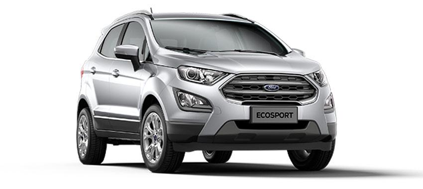 Exterior - EcoSport