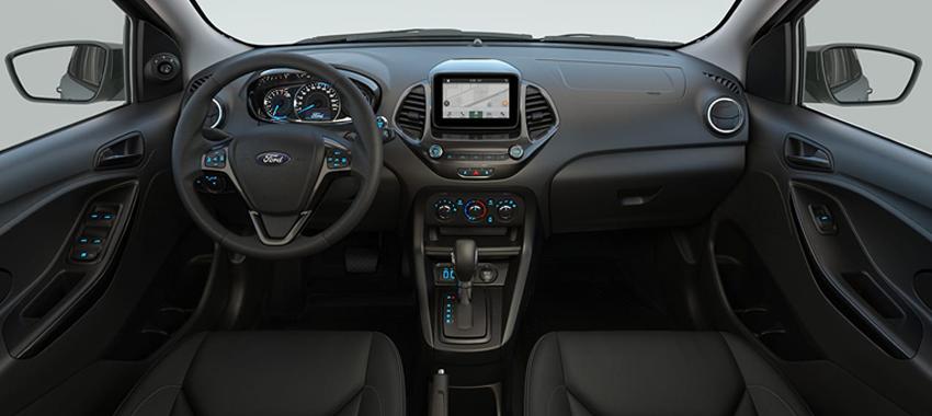 Interior - Ford Ka 2019