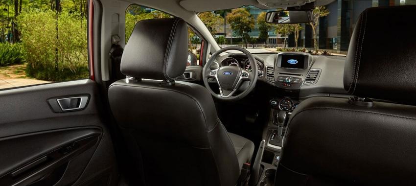 Interior - New Fiesta Hatch