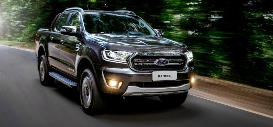 Ford Ranger e Ka são a picape e o hatch com clientes mais satisfeitos