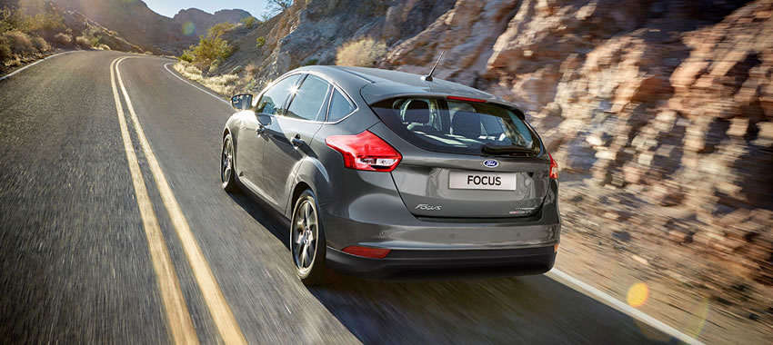 Exterior - Focus Hatch