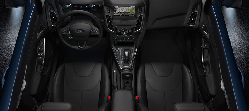 Interior - Focus Hatch