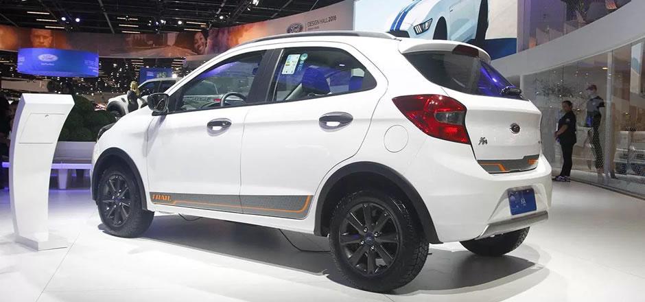 Ford Ka Trail chega às lojas com preços a partir de R$ 47.690