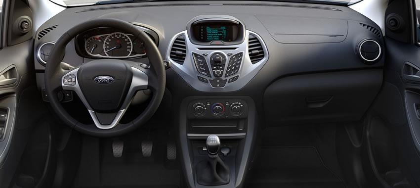 Interior - Ford Ka