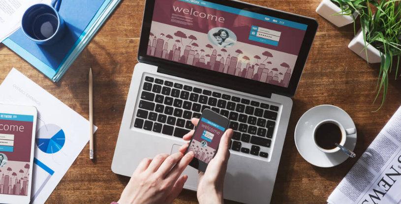 Como construir uma forte presença online em 5 passos