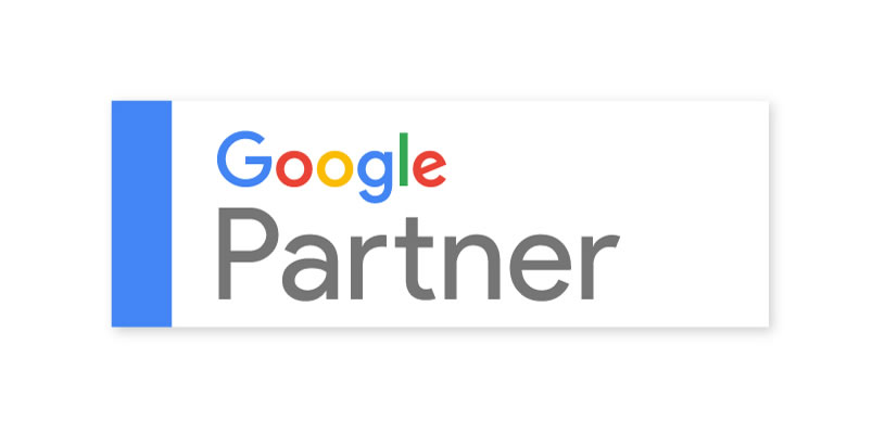 Somos Parceiros Google!